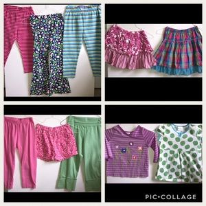 Hanna Andersson 10 pc lot, size 130/8-10